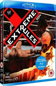 Extreme Rules 2014 - Blu-ray