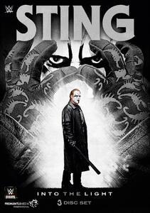 Sting. Into The Light (3 DVD) - DVD