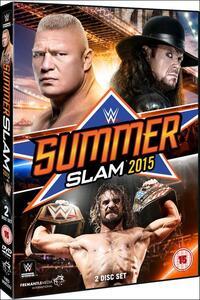 Summer Slam 2016 (2 DVD) - DVD