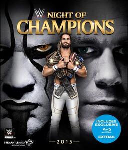 Night Of Champions 2015 - Blu-ray