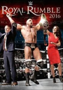 Royal Rumble 2016 - DVD