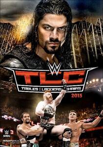 Tlc 2015 - Tables Ladder - DVD