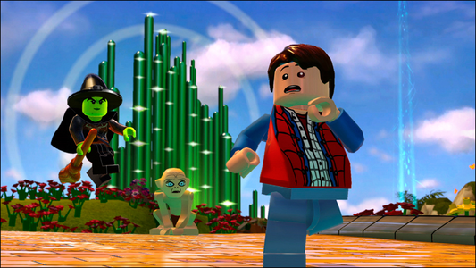 Videogioco LEGO Dimensions Starter Pack Xbox One 7