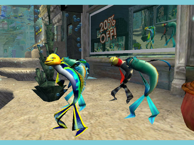 Videogioco Shark Tale (versione inglese) Xbox 4