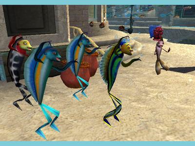 Videogioco Shark Tale (versione inglese) Xbox 5