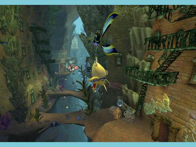 Videogioco Shark Tale (versione inglese) Xbox 6