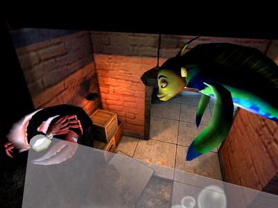 Videogioco Shark Tale Personal Computer 2