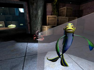 Videogioco Shark Tale Personal Computer 4