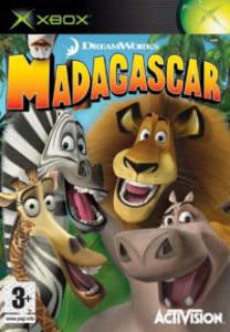 Videogioco Madagascar Xbox 0
