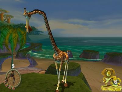 Videogioco Madagascar Xbox 3
