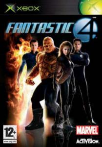 Videogioco Fantastici 4 (versione inglese) Xbox 0