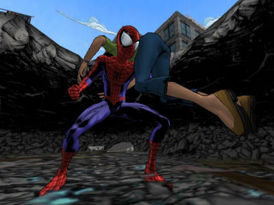 Ultimate Spiderman - 3