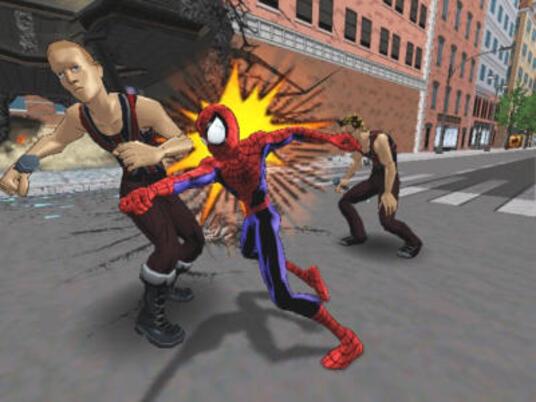 Ultimate Spiderman - 8