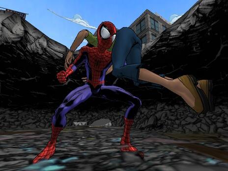Ultimate Spiderman - 9
