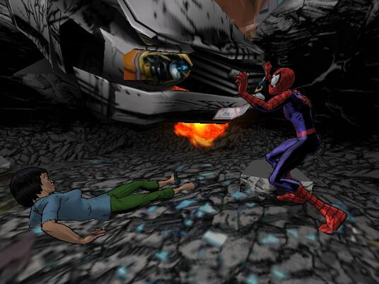 Ultimate Spiderman - 10