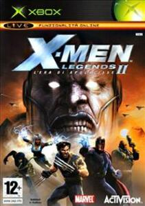 X-Men Legends II. Rise of Apocalypse