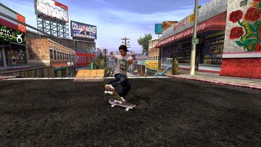 Tony Hawk's American Wasteland - 5
