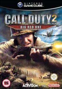 Call of Duty 2. Big Red One