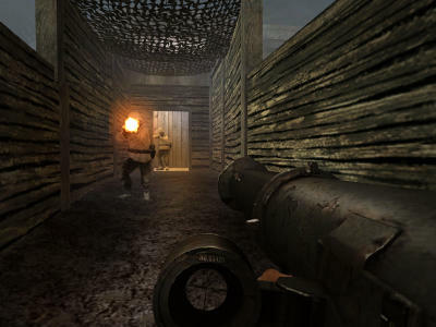 Call of Duty 2. Big Red One - 2