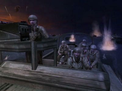 Call of Duty 2. Big Red One - 4