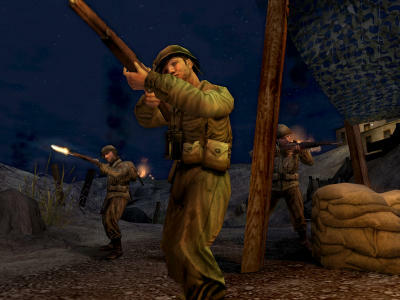 Call of Duty 2. Big Red One - 6