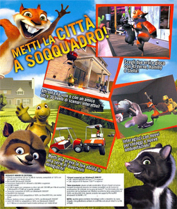 Videogioco Gang del Bosco Personal Computer 6
