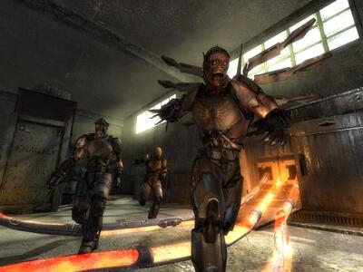 Enemy Territory: Quake Wars - 2