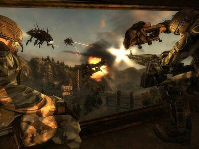 Enemy Territory: Quake Wars - 4