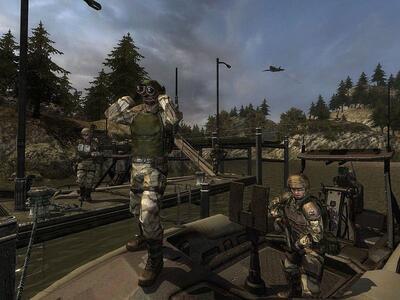 Enemy Territory: Quake Wars - 6
