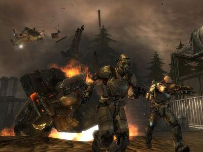 Enemy Territory: Quake Wars - 7