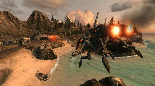 Enemy Territory: Quake Wars - 8