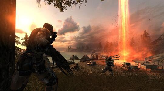 Enemy Territory: Quake Wars - 9