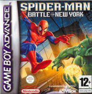 Spider-Man. Battle for New York