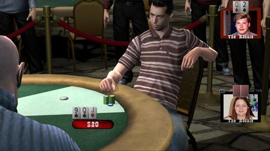 World Series of Poker: Tournament of Champions - 2