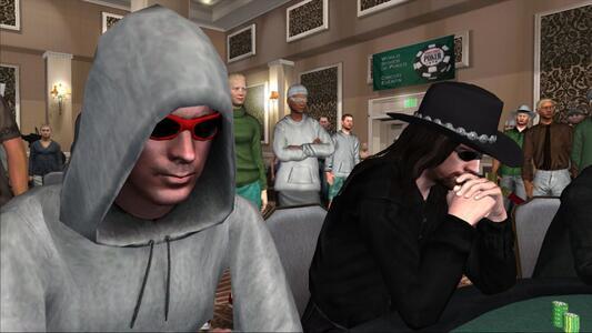 World Series of Poker: Tournament of Champions - 3
