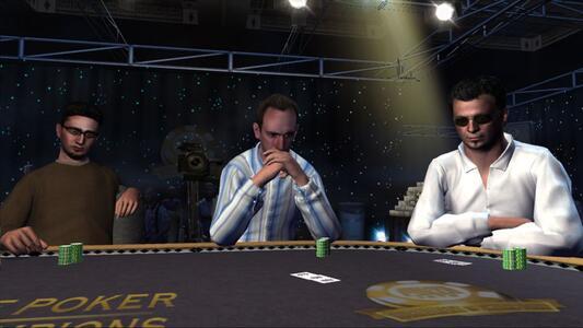 World Series of Poker: Tournament of Champions - 4