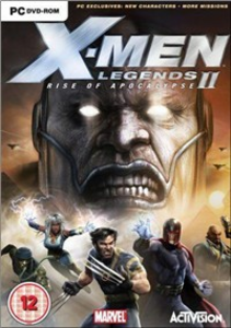 Videogioco X-Men Legends II: Rise of Apocalypse Personal Computer 0