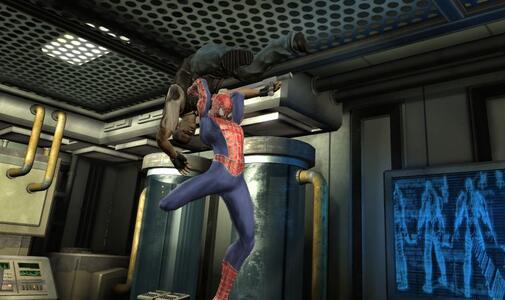 Spider-Man 3 - The Movie - 5