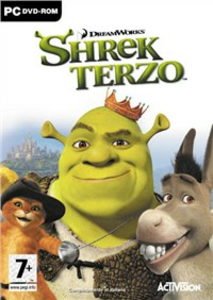 Videogioco Shrek Terzo Personal Computer 0
