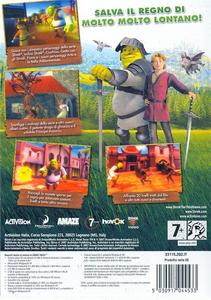 Videogioco Shrek Terzo Personal Computer 4
