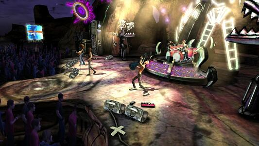Guitar Hero III: Legends of Rock (solo gioco) - 4