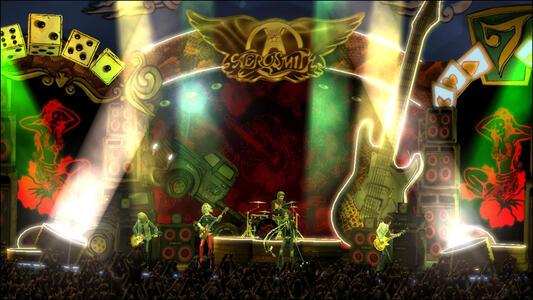 Guitar Hero: Aerosmith - 8