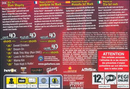 Videogioco Guitar Hero: Aerosmith PlayStation3 10