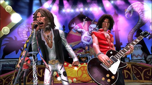 Videogioco Guitar Hero: Aerosmith PlayStation3 9