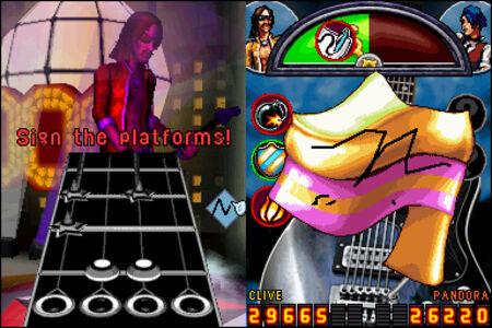 Videogioco Guitar Hero On Tour Bundle Nintendo DS 9