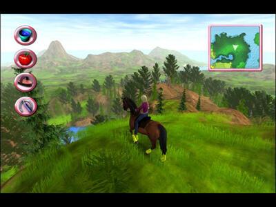 Barbie Avventure A Cavallo: Equitazione - 3
