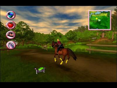 Barbie Avventure A Cavallo: Equitazione - 4
