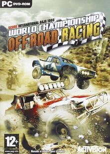 World Championship Off Road Racing