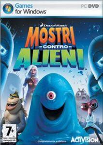 Foto Cover di Mostri contro Alieni, Videogioco prodotto da Activision 0