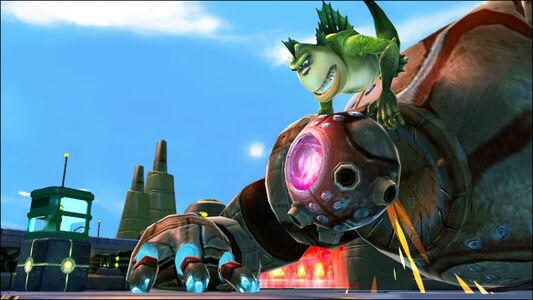 Foto Cover di Mostri contro Alieni, Videogioco prodotto da Activision 2